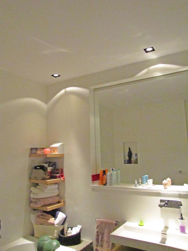 Volledige renovatie appartement banstraat te amsterdam vrolick bouwen - Zorgen voor een grote spiegel aan de wand ...