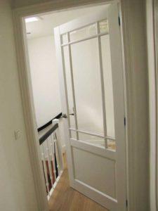 Tussendeur-paneeldeur