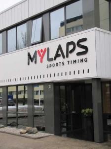 Mylaps entree