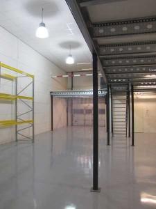 Extra vloeroppervlakte op de verdieping